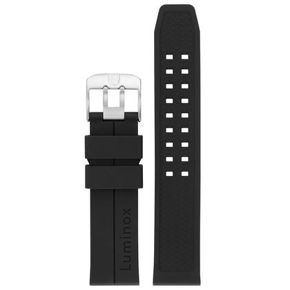 Luminox 6400 Series Horlogeband F-117 Nighthawk Rubber - FP.6401.20