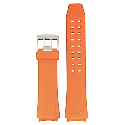 Luminox 9109, 9123, 9125, 9129 Series Horlogeband F16 Fighting Falcon Oranje Rubber