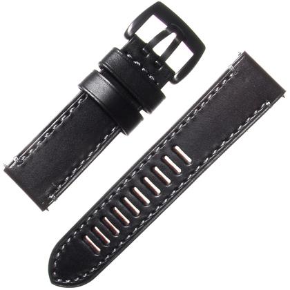 Luminox Field Automatic 1801.BO Horlogeband Zwart Leer 23mm - FE.1800.20B