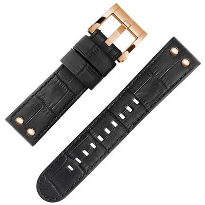 TW Steel CEO Adesso Horlogebandje CE7011 Zwart 22mm