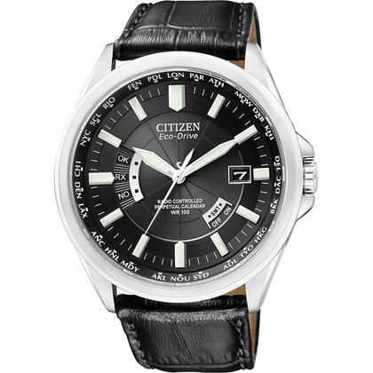 Citizen Eco-Drive Radio Controlled CB0010-02E Horlogeband 23mm