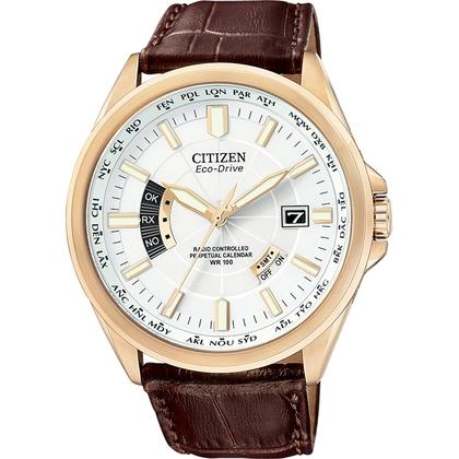 Citizen Eco-Drive Radio Controlled CB0013-04A Horlogeband 23mm