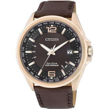 Citizen Eco-Drive Radio Controlled CB0017-03W Horlogeband