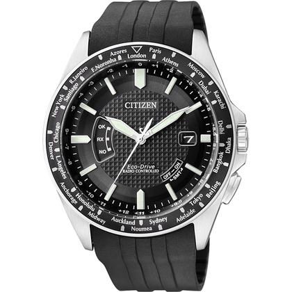 Citizen Eco-Drive Radio Controlled CB0021-06E Horlogeband 23mm