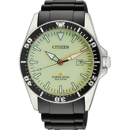 Citizen Promaster Eco-Drive BN0120-02W Horlogeband 23mm