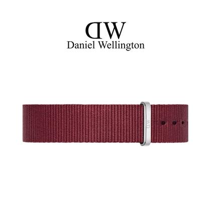 Daniel Wellington 18mm Classic Roselyn NATO Horlogebandje Stalen Gesp