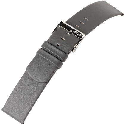 a.b.art Horlogeband serie D DL E ES I OS Grijs 12, 16, 21 en 26 mm